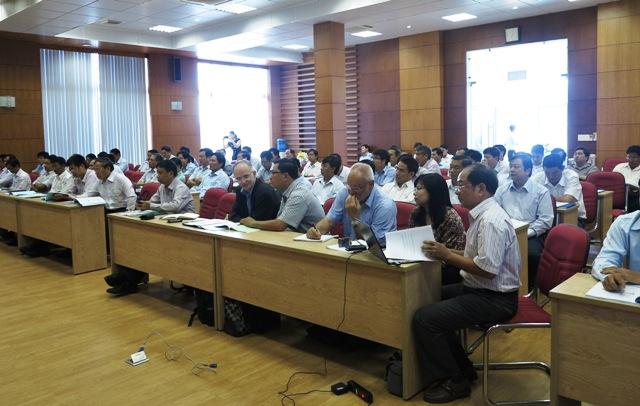"""Hội cấp thoát nước Việt Nam tổ chức hội thảo """"triển khai kế hoạch cấp nước an toàn"""""""