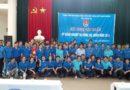 Đoàn Khối doanh nghiệp tỉnh tổ chức tập huấn kỹ năng nghiệp vụ công tác Đoàn năm 2014