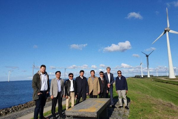 Lãnh đạo và doanh nghiệp tỉnh Quảng Trị thăm và làm việc tại Hà Lan